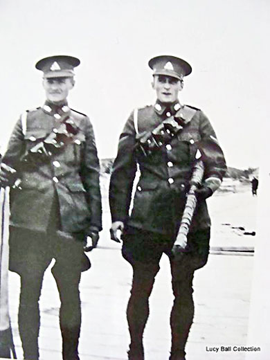 Unidentified signallers