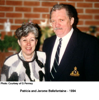 Patricia and Jerry Bellefontaine 1994