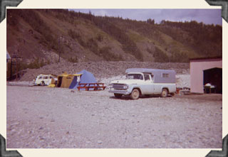 Dawson City Campground