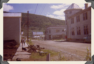 Fifth Avenue, Dawson City 1961