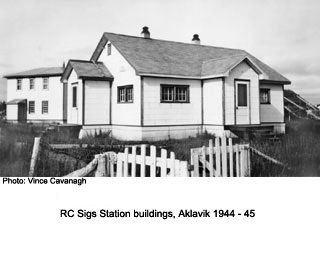Sigs Station 1944
