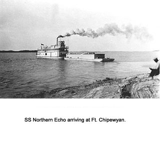 SS Northern Echo